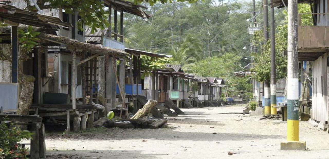 Chocó Crisis Social | imagen | SINALTRAINAL : : Sindicato Nacional de Trabajadores del Sistema Agroalimentario