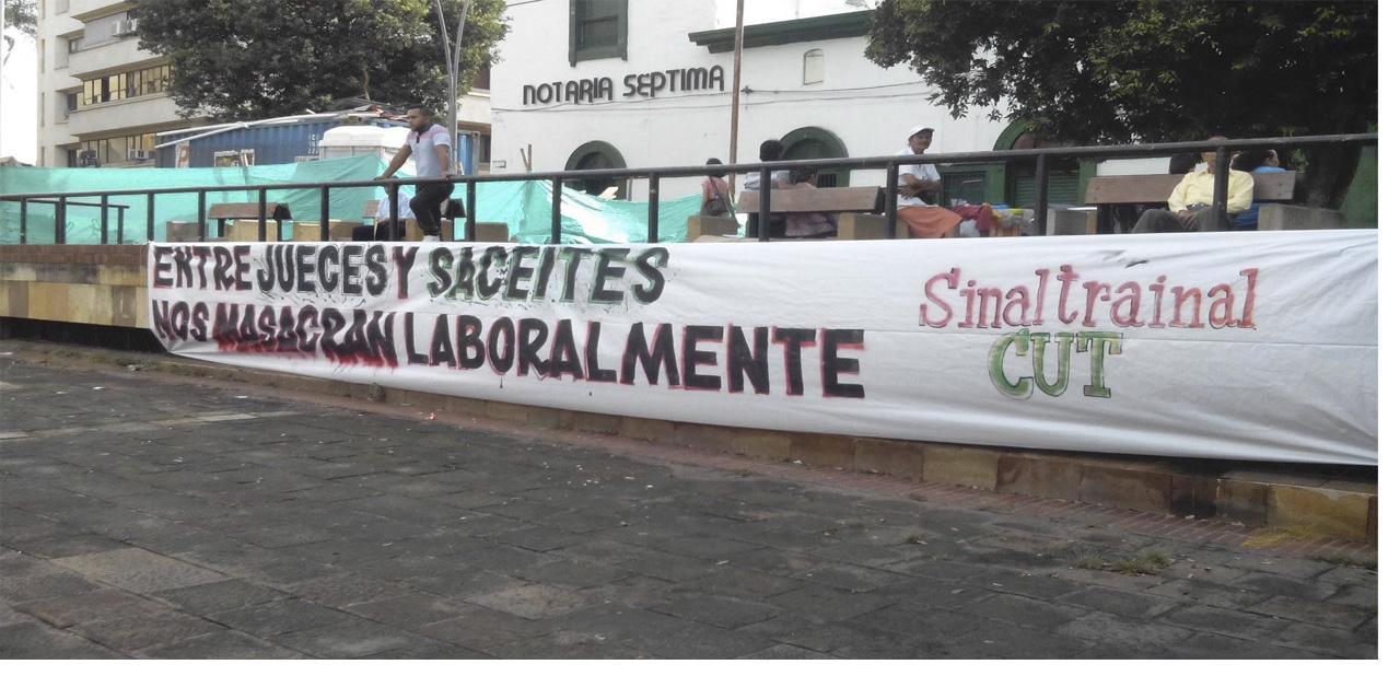 Corrupción y Persecución en Saceites | imagen | SINALTRAINAL : : Sindicato Nacional de Trabajadores del Sistema Agroalimentario