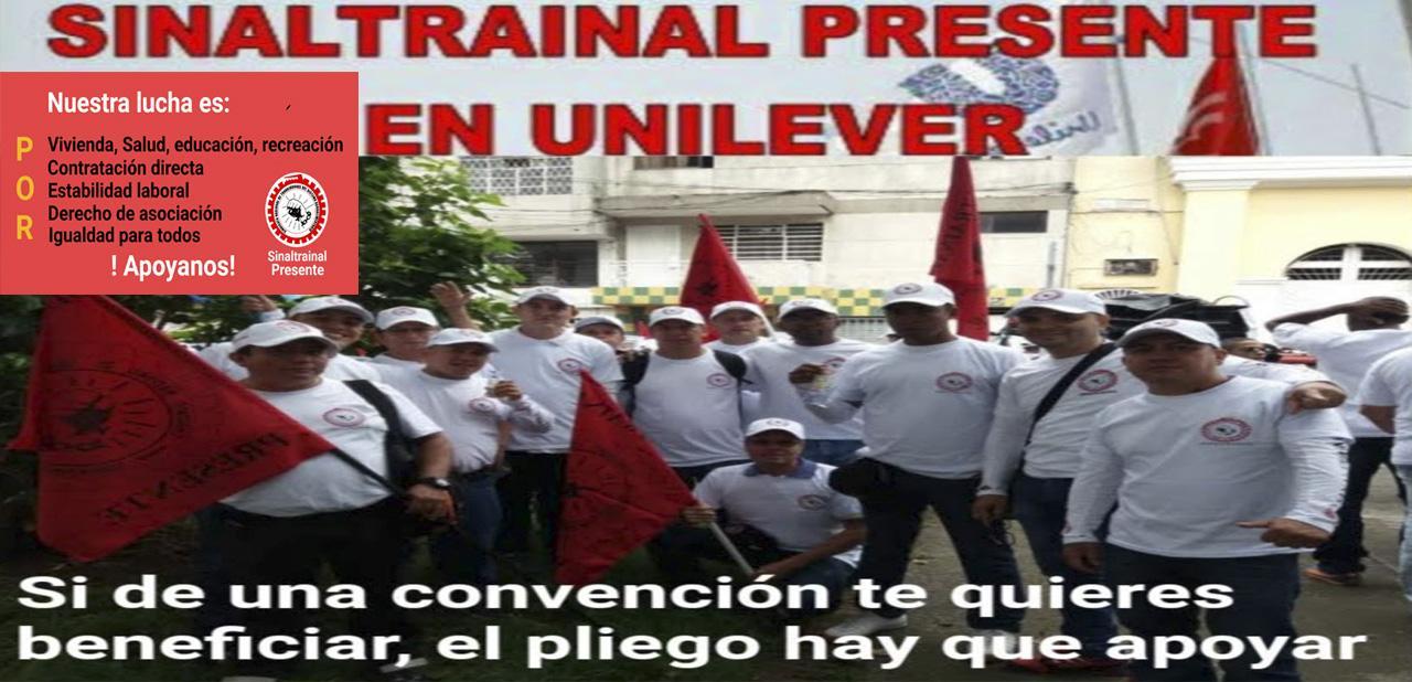 | imagen | SINALTRAINAL : : Sindicato Nacional de Trabajadores del Sistema Agroalimentario