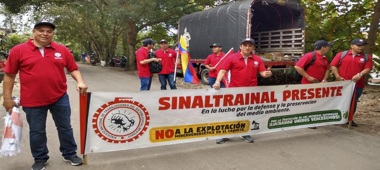 No Fracking   imagen   SINALTRAINAL : : Sindicato Nacional de Trabajadores del Sistema Agroalimentario