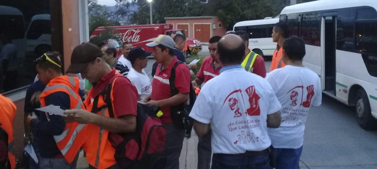 Muere Trabajador   imagen   SINALTRAINAL : : Sindicato Nacional de Trabajadores del Sistema Agroalimentario
